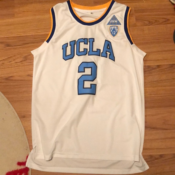 sports shoes f9f51 53118 UCLA Authentic Lonzo Ball Jersey